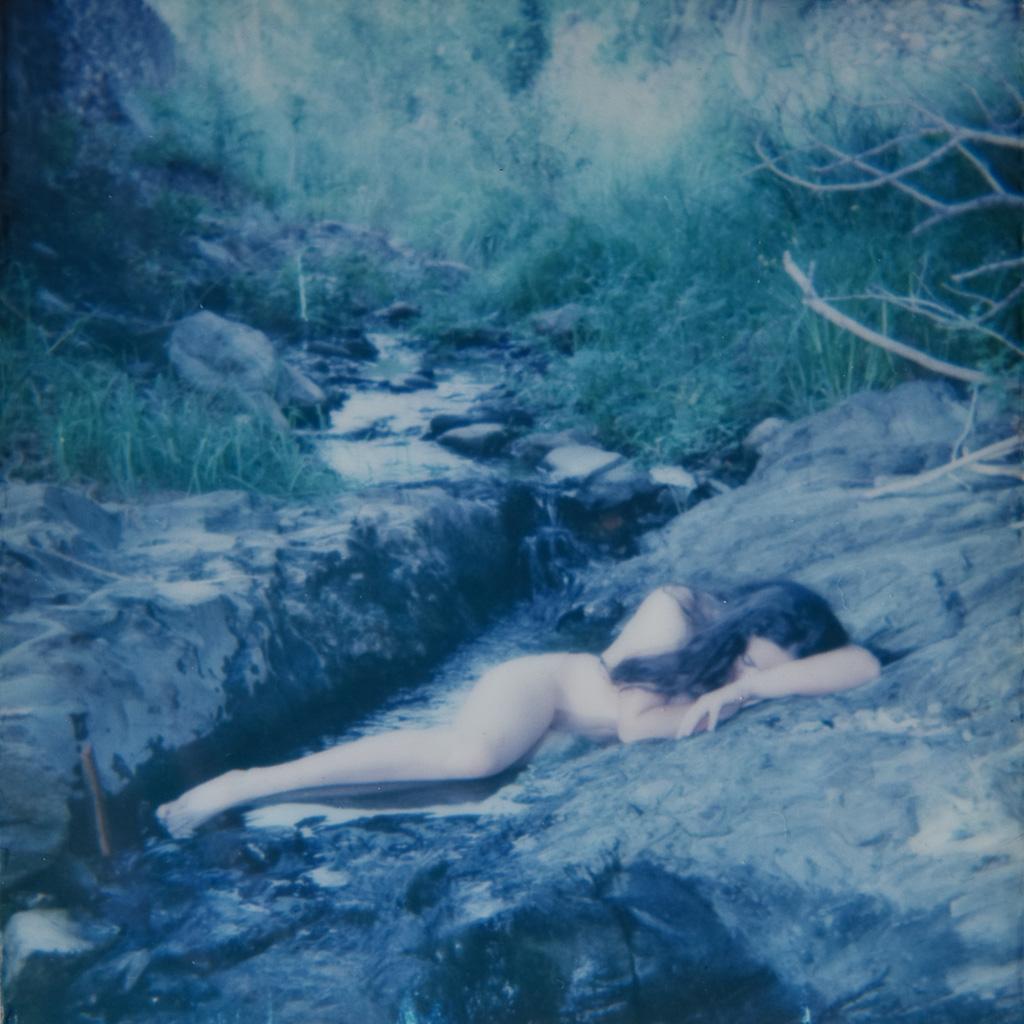 Jardin Secret Polaroid